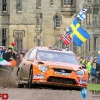 Rallye Wales, Letzter Lauf zur Rallyeweltmeisterschaft 2010